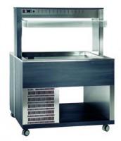 Athena 3RV/M Buffetserie Kaltbuffet 3 x 1/1 GN Umluft