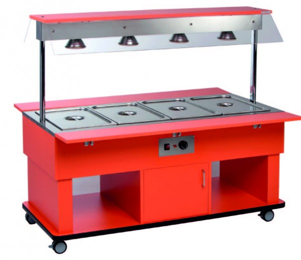 Warm Buffetserie KIDS 3 x 1/1 GN