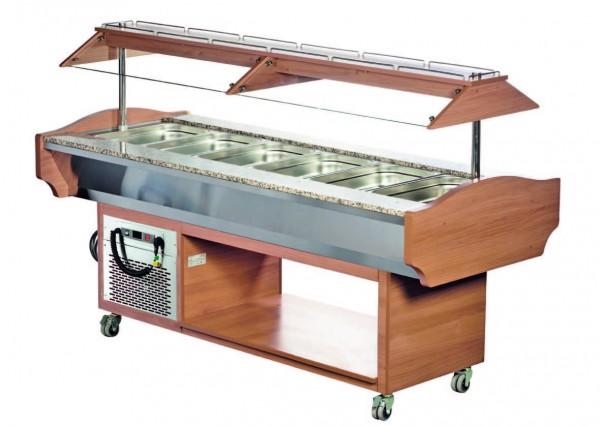 Arenal 6K Buffettserie Arenal Kaltbuffett 6 x 1/1 GN 150